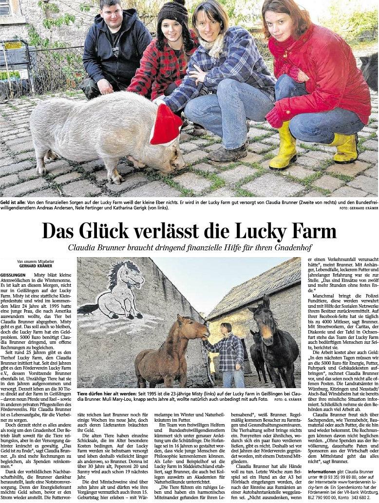 lucky farm